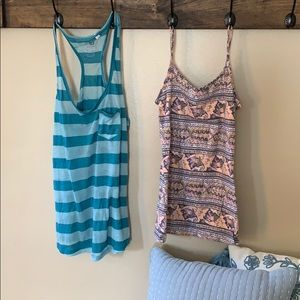 Nollie size small tanks